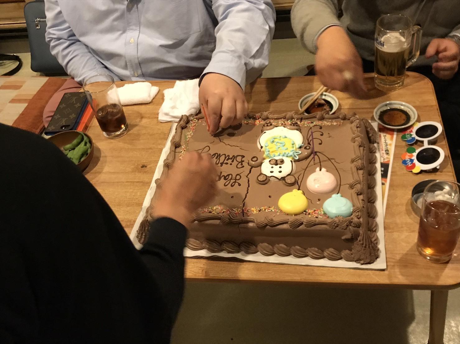 5月15日(月)TOMMY BASE ともみブログ☆合同誕生日会特別篇!!_b0127002_11253896.jpg