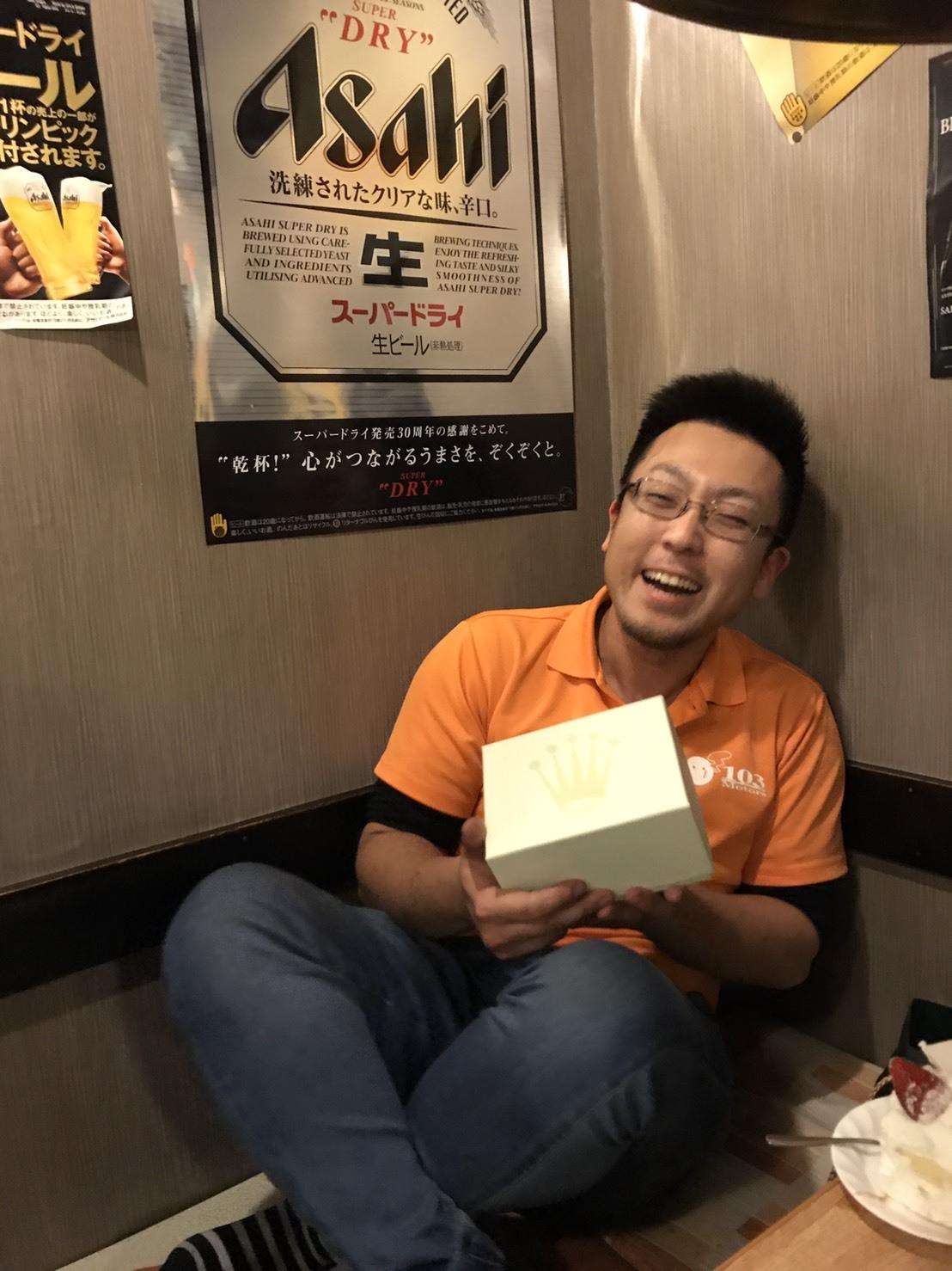 5月15日(月)TOMMY BASE ともみブログ☆合同誕生日会特別篇!!_b0127002_11265396.jpg