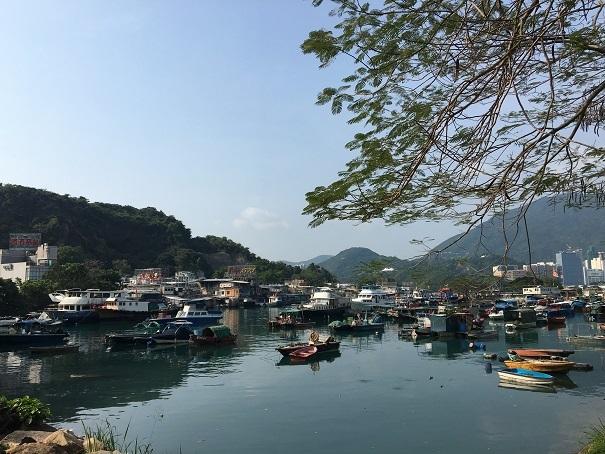 鯉魚門・三家村碼頭からフェリーで行く!思ったよりきつかった東龍洲 (前編)☆Tung Lung Chau Island Part One_f0371533_17591521.jpg