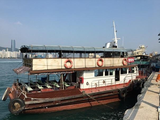 鯉魚門・三家村碼頭からフェリーで行く!思ったよりきつかった東龍洲 (前編)☆Tung Lung Chau Island Part One_f0371533_18120663.jpg