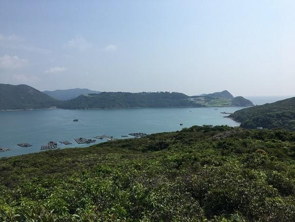 鯉魚門・三家村碼頭からフェリーで行く!思ったよりきつかった東龍洲 (前編)☆Tung Lung Chau Island Part One_f0371533_18133182.jpg