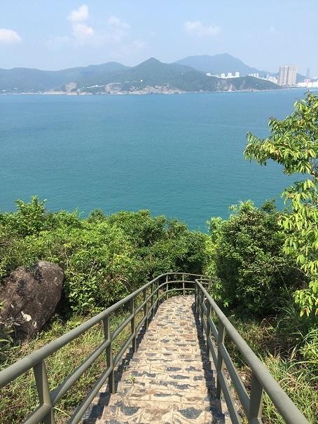 鯉魚門・三家村碼頭からフェリーで行く!思ったよりきつかった東龍洲 (前編)☆Tung Lung Chau Island Part One_f0371533_18135371.jpg