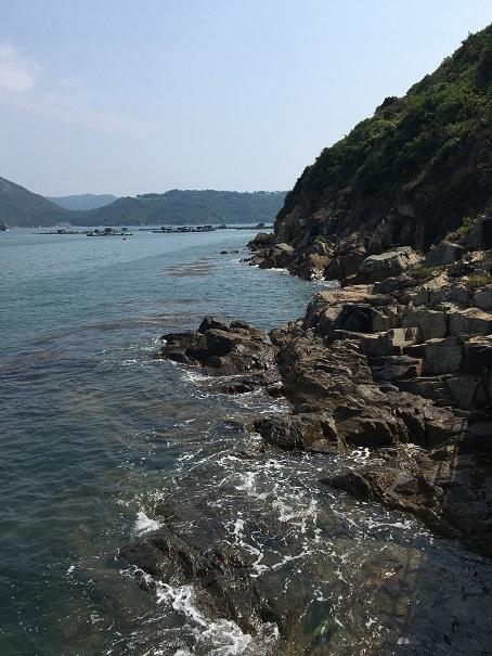 鯉魚門・三家村碼頭からフェリーで行く!思ったよりきつかった東龍洲 (前編)☆Tung Lung Chau Island Part One_f0371533_18141186.jpg