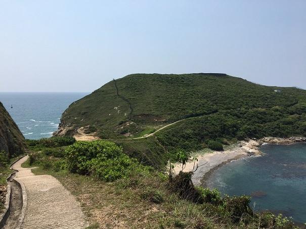 透き通る海が美しい!思ったよりきつかった東龍洲 (後編)☆Tung Lung Chau Island Part Two_f0371533_18473914.jpg