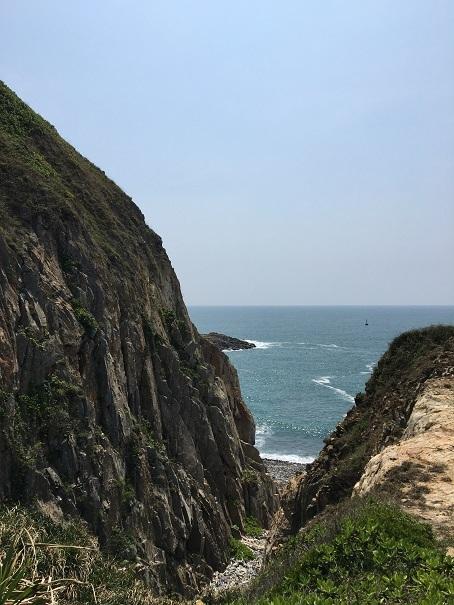 透き通る海が美しい!思ったよりきつかった東龍洲 (後編)☆Tung Lung Chau Island Part Two_f0371533_18475203.jpg