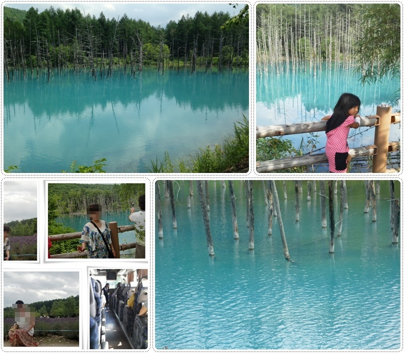 春の白金・青い池へ_b0236665_11142839.jpg