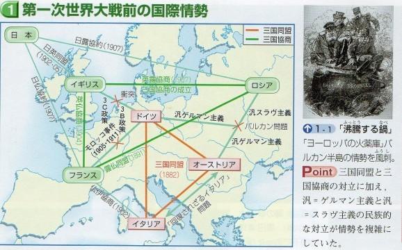 第59回日本史講座のまとめ①(第一次世界大戦) : 山武の世界史