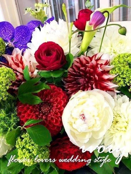 『週末の婚礼から〜♬』_b0094378_17254659.jpg