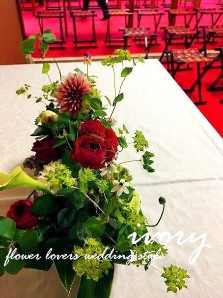 『週末の婚礼から〜♬』_b0094378_17255414.jpg
