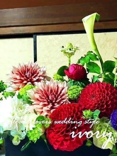 『週末の婚礼から〜♬』_b0094378_17260650.jpg