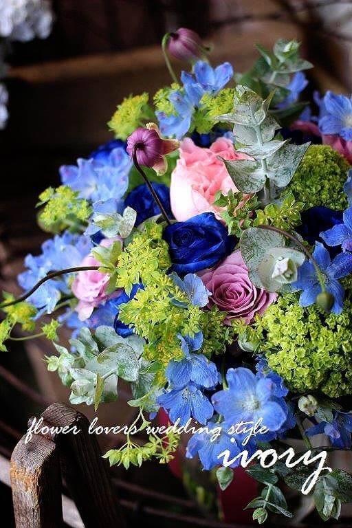 『週末の婚礼から〜♬』_b0094378_17261551.jpg