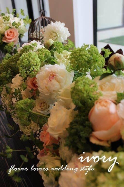 『週末の婚礼から〜♬』_b0094378_17262616.jpg