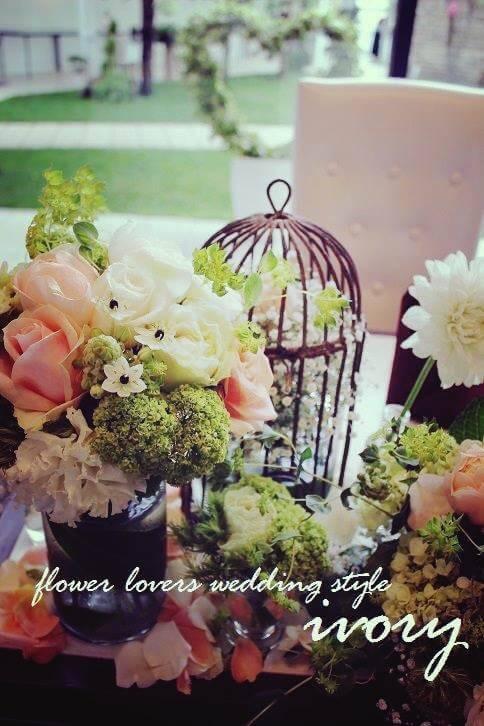 『週末の婚礼から〜♬』_b0094378_17263700.jpg