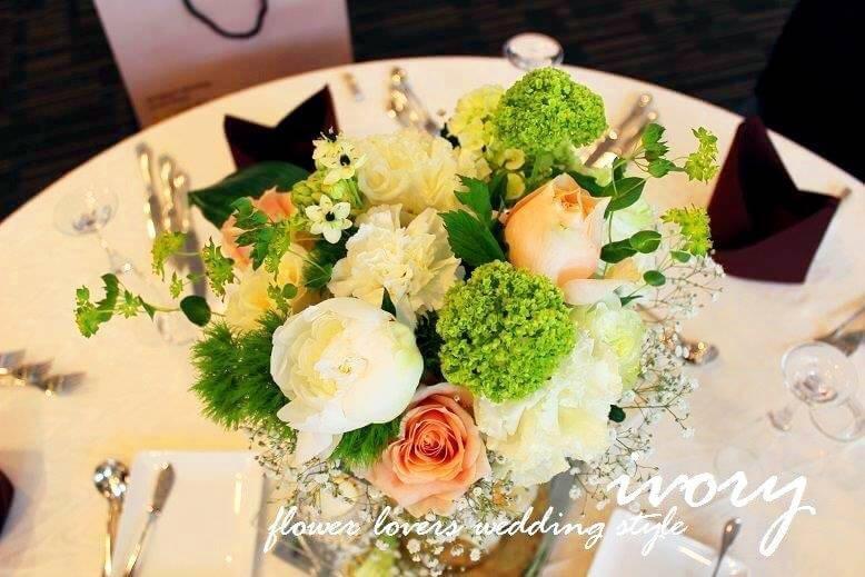『週末の婚礼から〜♬』_b0094378_17264608.jpg