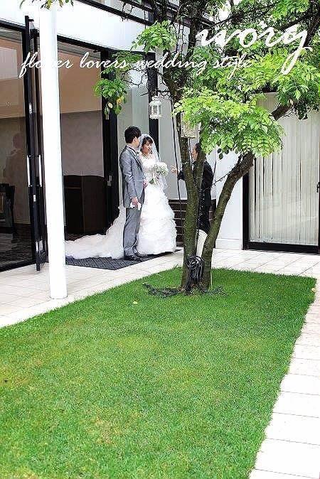 『週末の婚礼から〜♬』_b0094378_17272332.jpg