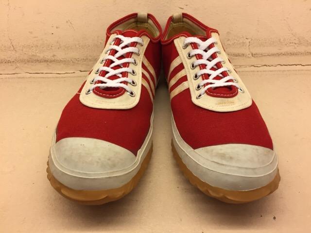 5月17日(水)大阪店ヴィンテージ&スニーカー入荷!#1 VintageSneaker編!20~30\'sBlackHi&ChuckTaylor!!_c0078587_0125342.jpg