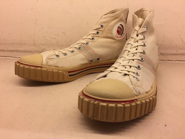 5月17日(水)大阪店ヴィンテージ&スニーカー入荷!#1 VintageSneaker編!20~30\'sBlackHi&ChuckTaylor!!_c0078587_016043.jpg