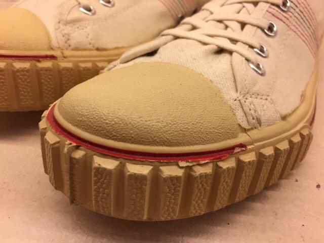 5月17日(水)大阪店ヴィンテージ&スニーカー入荷!#1 VintageSneaker編!20~30\'sBlackHi&ChuckTaylor!!_c0078587_0163542.jpg