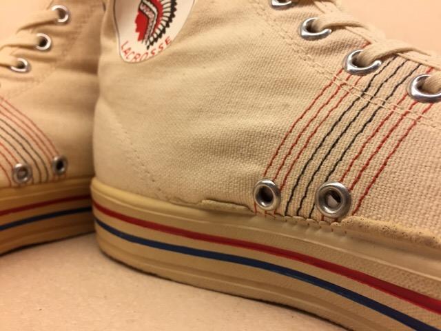 5月17日(水)大阪店ヴィンテージ&スニーカー入荷!#1 VintageSneaker編!20~30\'sBlackHi&ChuckTaylor!!_c0078587_0164380.jpg
