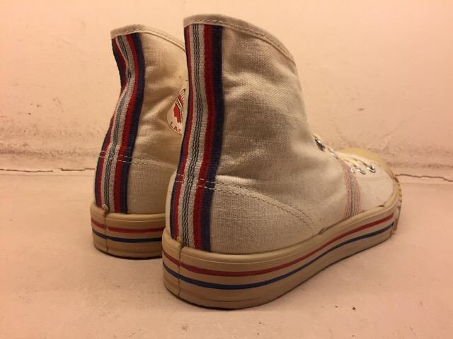 5月17日(水)大阪店ヴィンテージ&スニーカー入荷!#1 VintageSneaker編!20~30\'sBlackHi&ChuckTaylor!!_c0078587_0172671.jpg