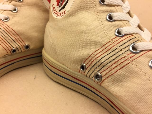 5月17日(水)大阪店ヴィンテージ&スニーカー入荷!#1 VintageSneaker編!20~30\'sBlackHi&ChuckTaylor!!_c0078587_0183985.jpg