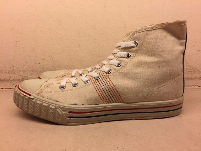 5月17日(水)大阪店ヴィンテージ&スニーカー入荷!#1 VintageSneaker編!20~30\'sBlackHi&ChuckTaylor!!_c0078587_0191027.jpg