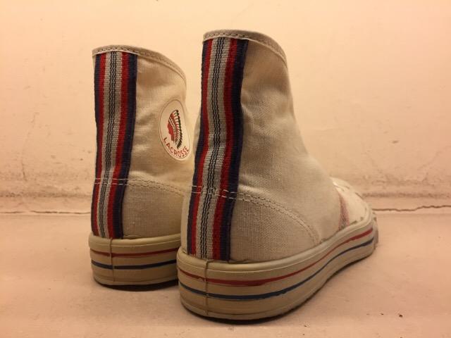 5月17日(水)大阪店ヴィンテージ&スニーカー入荷!#1 VintageSneaker編!20~30\'sBlackHi&ChuckTaylor!!_c0078587_0192030.jpg