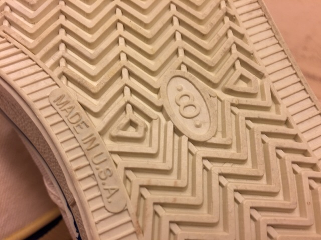 5月17日(水)大阪店ヴィンテージ&スニーカー入荷!#1 VintageSneaker編!20~30\'sBlackHi&ChuckTaylor!!_c0078587_0205570.jpg
