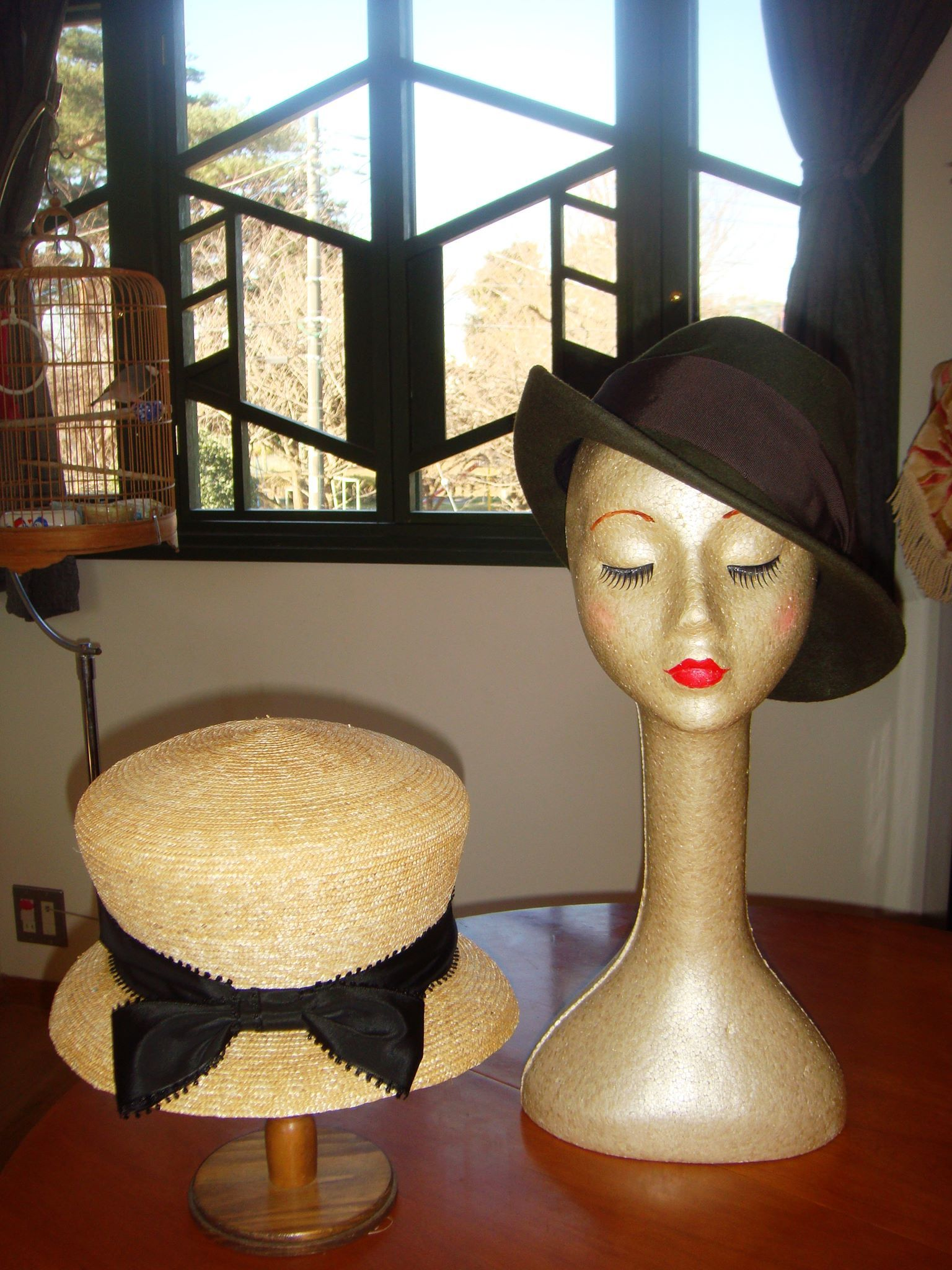 カンガエル帽子店_a0288689_08430920.jpg