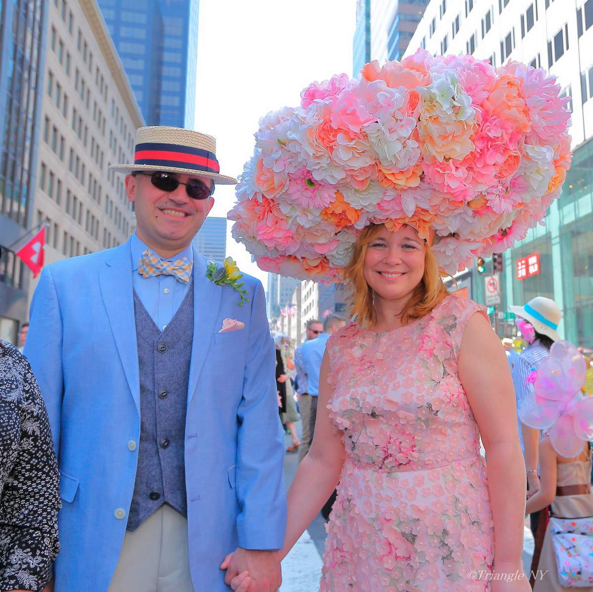 5th Avenue Easter Parade 2017 ③_a0274805_03482937.jpg