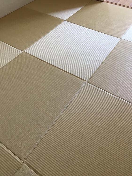 練馬区/琉球畳6900円〜施工例&日記_b0142750_16484503.jpg