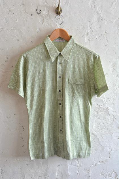 1970\'s European short-sleeve shirt_f0226051_16260743.jpg