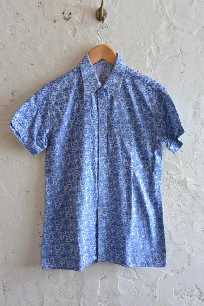 1970\'s European short-sleeve shirt_f0226051_16261203.jpg