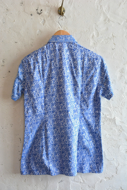 1970\'s European short-sleeve shirt_f0226051_16261353.jpg