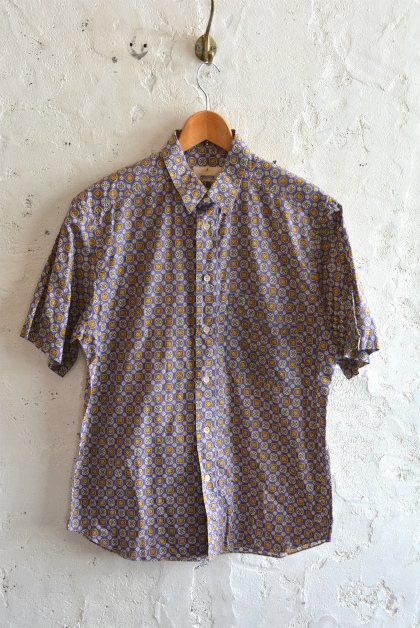 1970\'s European short-sleeve shirt_f0226051_16285504.jpg