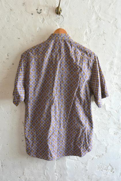 1970\'s European short-sleeve shirt_f0226051_16285779.jpg