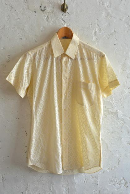 1970\'s European short-sleeve shirt_f0226051_16290027.jpg