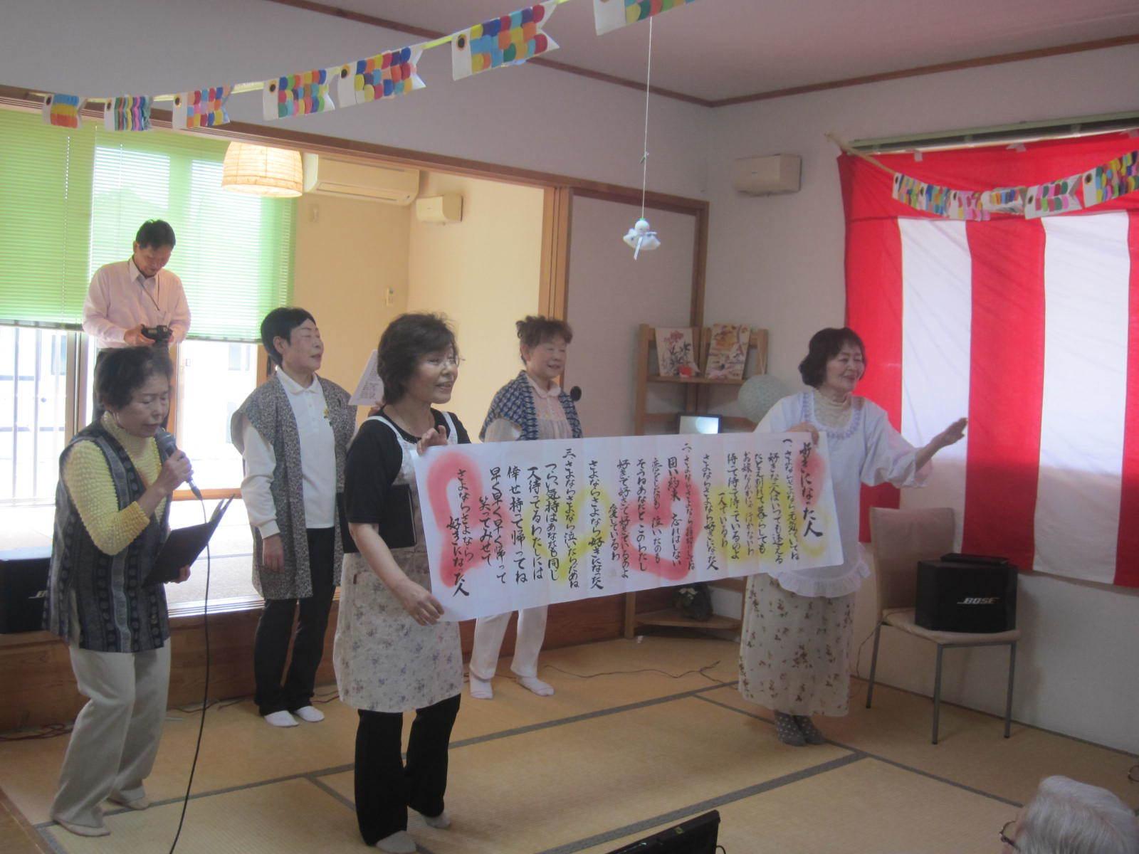 演芸大会_e0142373_17345932.jpg