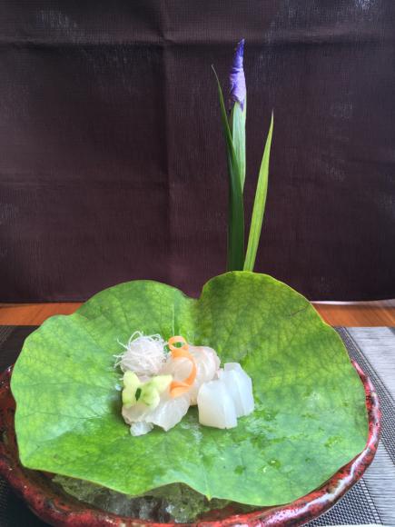 ホテル日航大阪 日本料理 弁慶_d0339676_15014803.jpg