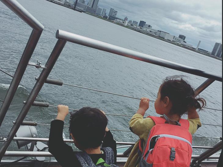水上バスの旅と日常と_a0127284_11402595.jpg