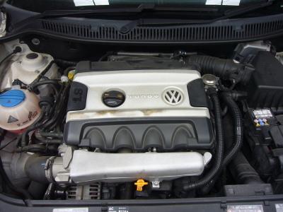 VW ワーゲン ポロGTI エンジン警告灯点灯 修理_c0267693_18303891.jpg