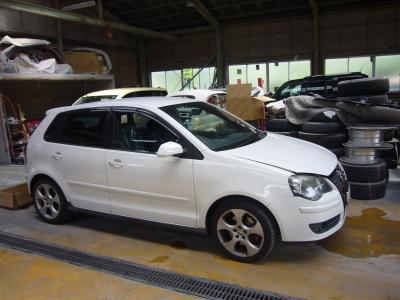 VW ワーゲン ポロGTI エンジン警告灯点灯 修理_c0267693_18303909.jpg