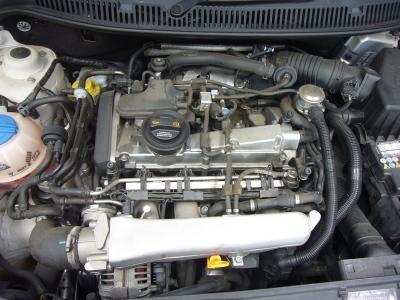 VW ワーゲン ポロGTI エンジン警告灯点灯 修理_c0267693_18304116.jpg