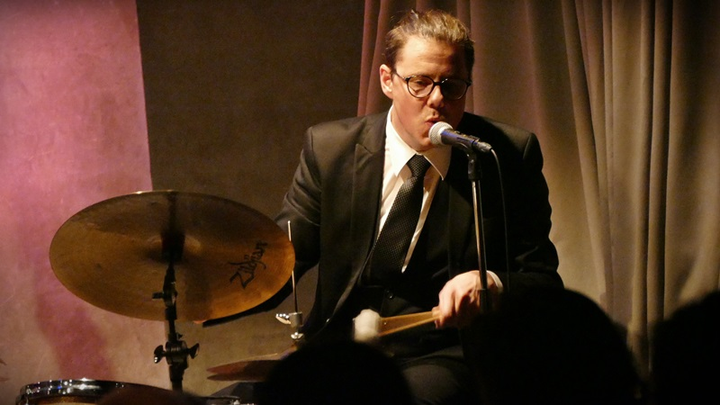 Karl Seglem Acoustic Quartet ライヴ写真_e0081206_13394017.jpg