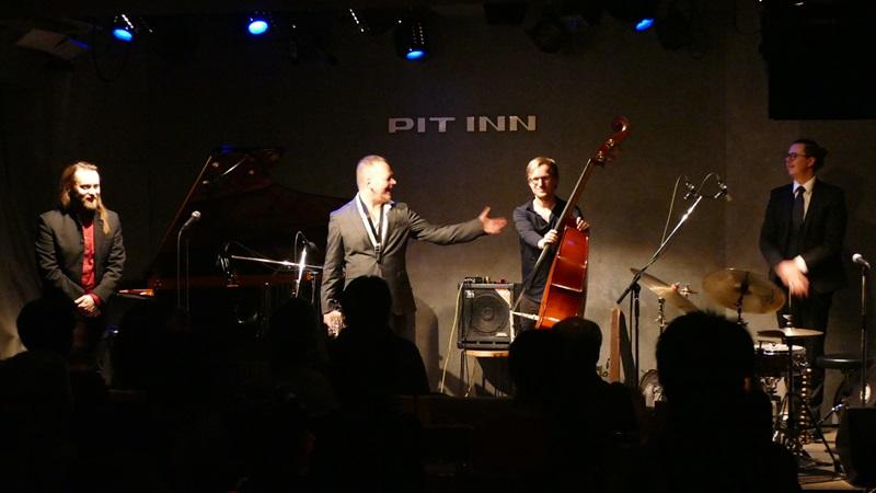 Karl Seglem Acoustic Quartet ライヴ写真_e0081206_13403299.jpg