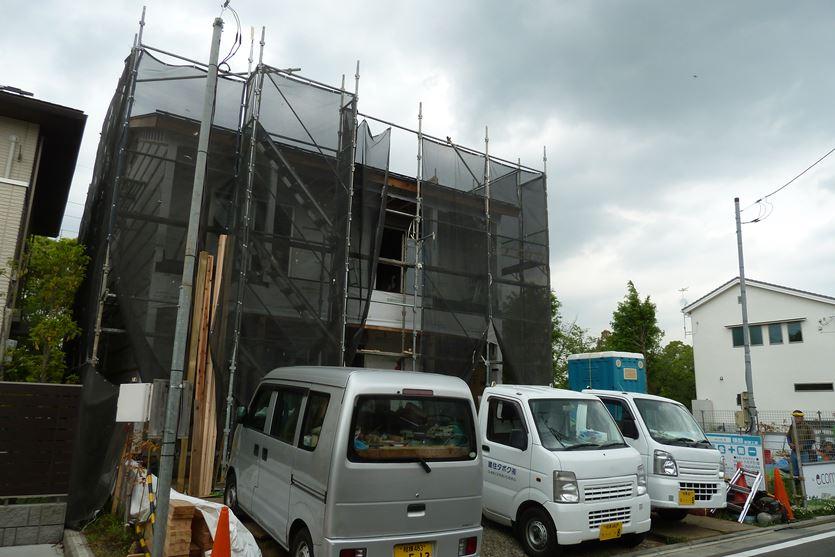 平塚の家☆断熱工事&床暖房工事へ_c0152341_1833919.jpg