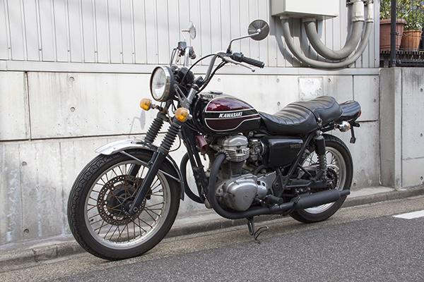 FOR SALE!!!  KAWASAKI W650  ¥295,000_e0182444_1732365.jpg