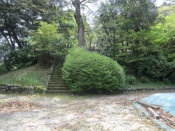 賀茂神社の古墳・うきはの春_a0237545_10035428.jpg