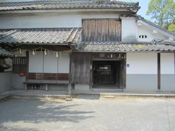 賀茂神社の古墳・うきはの春_a0237545_11582098.jpg