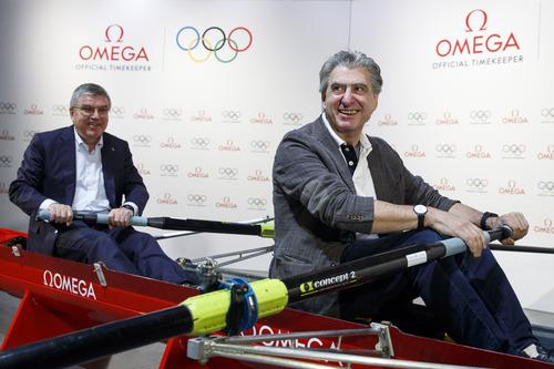 オメガ、国際オリンピック委員会(IOC)とのパートナーシップを2032年まで延長_f0039351_1671116.jpg